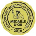 macon medaille or 2016