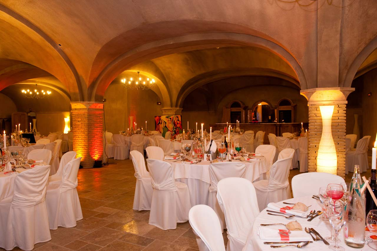 location salle de r 233 ception var et salle de mariage 83 ch 226 teau maravenne