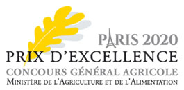 Prix d'excellence 2020 Paris